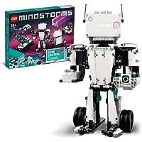 LEGO MINDSTORMS Robot Inventor 51515 - Kit de Robotique 5 en 1 STEM avec Robots Télécommandés, Jeu Intéractif pour…