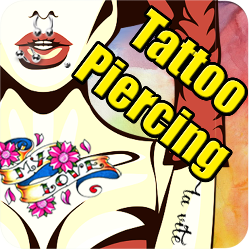 Tattoo And Piercing Photo Montage