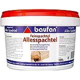 Baufan Alles Spachtel/Feinspachtel, zum Ausbessern und Glätten, 500 g