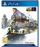Black Desert Prestige Edition (Physical Disc) (PS4)
