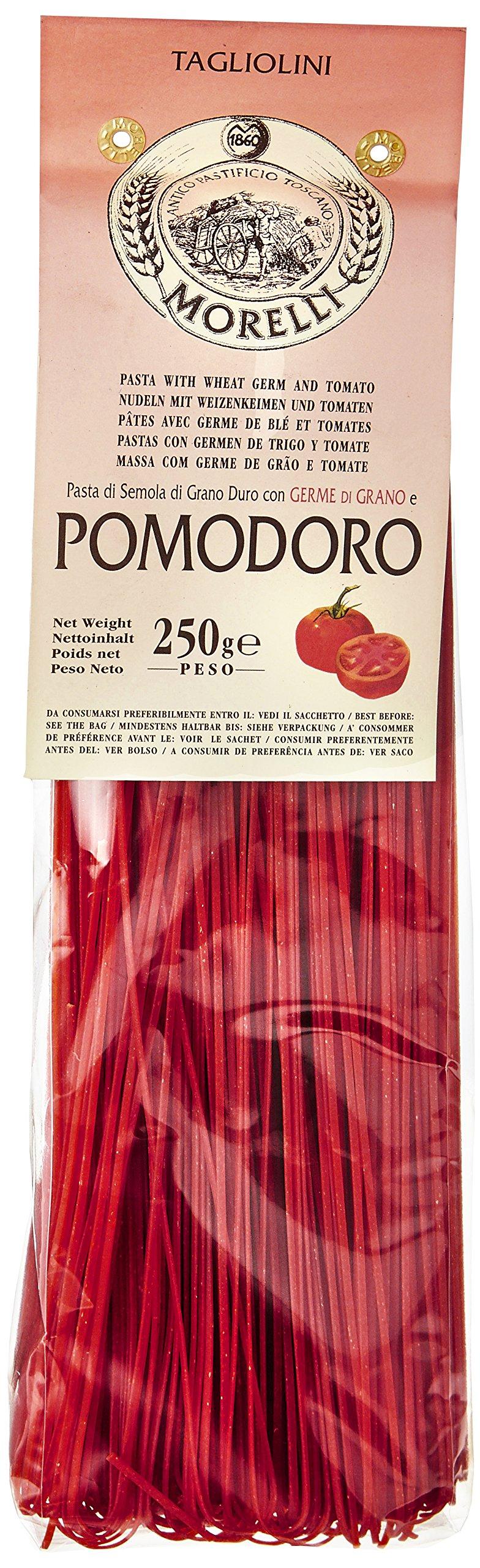 Antico Pastificio Toscano MORELLI - Tagliolini al Pomodoro (250 gr)