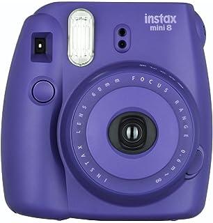 Fujifilm Instax Mini 8 Instant Film Camera  Grape