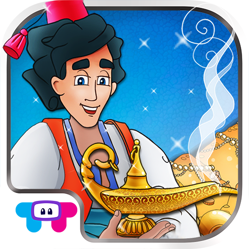 Good Aladdin U0026 The Magic Lamp   An Interactive Childrenu0027s Storybook HD:  Amazon.co.uk: Appstore For Android