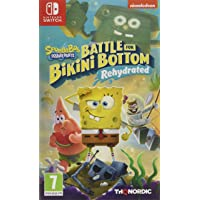 SpongeBob Squarepants: Battle For Bikini Bottom - Rehydrated (Switch) (Nintendo Switch)