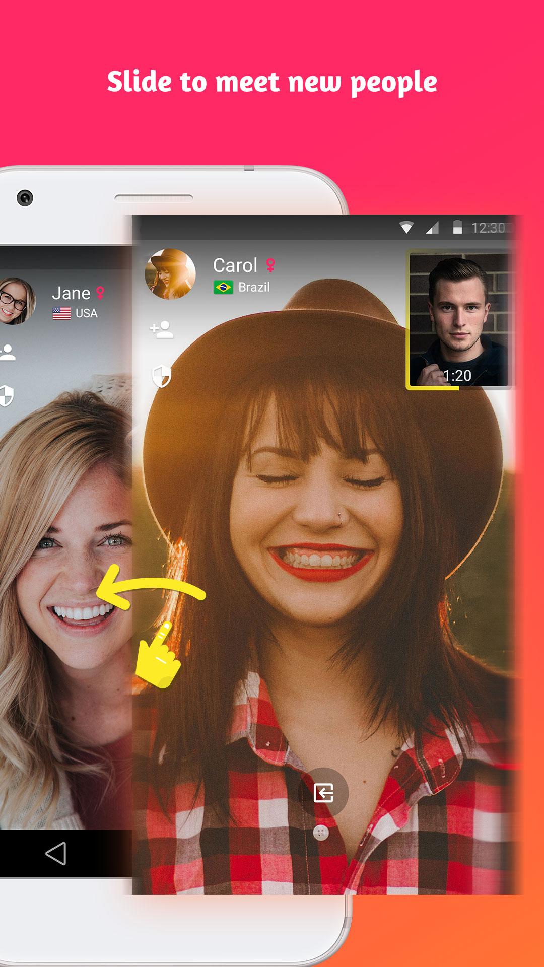 VivaChat - Meet new friends via random video chat: Amazon