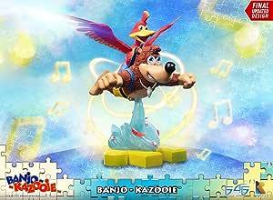 Banjo Kazooie Figurine Banjo ET KAZZOOIE 51CM