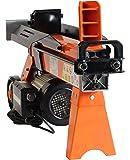 Compact et léger 5tonnes rapide électrique hydraulique Fendeuse 2200W Bois Hache