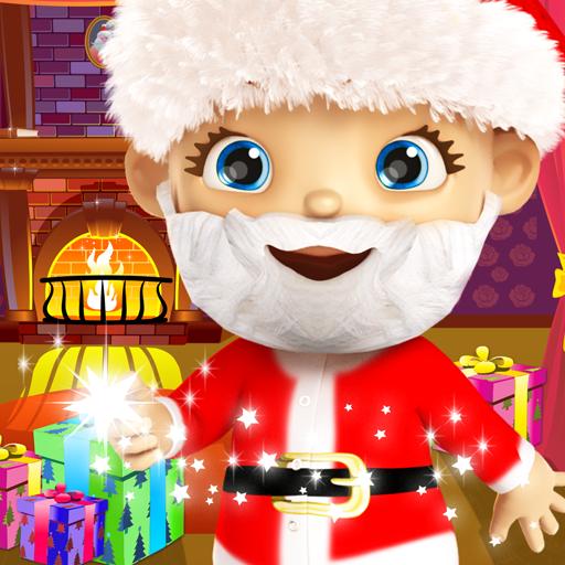 Baby Santa Claus Xmas Voice 16 (Free)