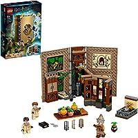 LEGO 76384 Harry Potter Poudlard : Le Cours de botanique, Livre de Collection de la Classe d'herboristerie, Mallette de…