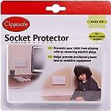 Clippasafe Socket Protector, Pack of 1