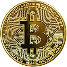 Antifiction Cryptocurrencies You Hold Collectible Physical Bitcoin Btc Board Game Gold Plated