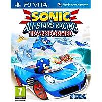 SEGA Sonic & All-Stars Racing Transformed, PS Vita
