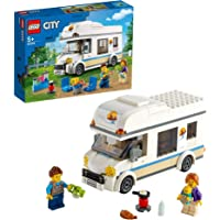 LEGO Holiday Camper Van Building Blocks for 5 Years and Above