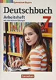 Deutschbuch Gymnasium - Bayern - Neubearbeitung: 7. Jahrgangsstufe - Arbeitsheft mit interaktiven Übungen auf scook.de…