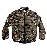 DC Apparel Herren Tintern Lightweight Water-Resistant Puffer Jacket, camo, XXL