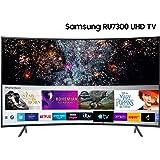 Samsung 55-inch RU7300 Curved HDR Smart 4K TV