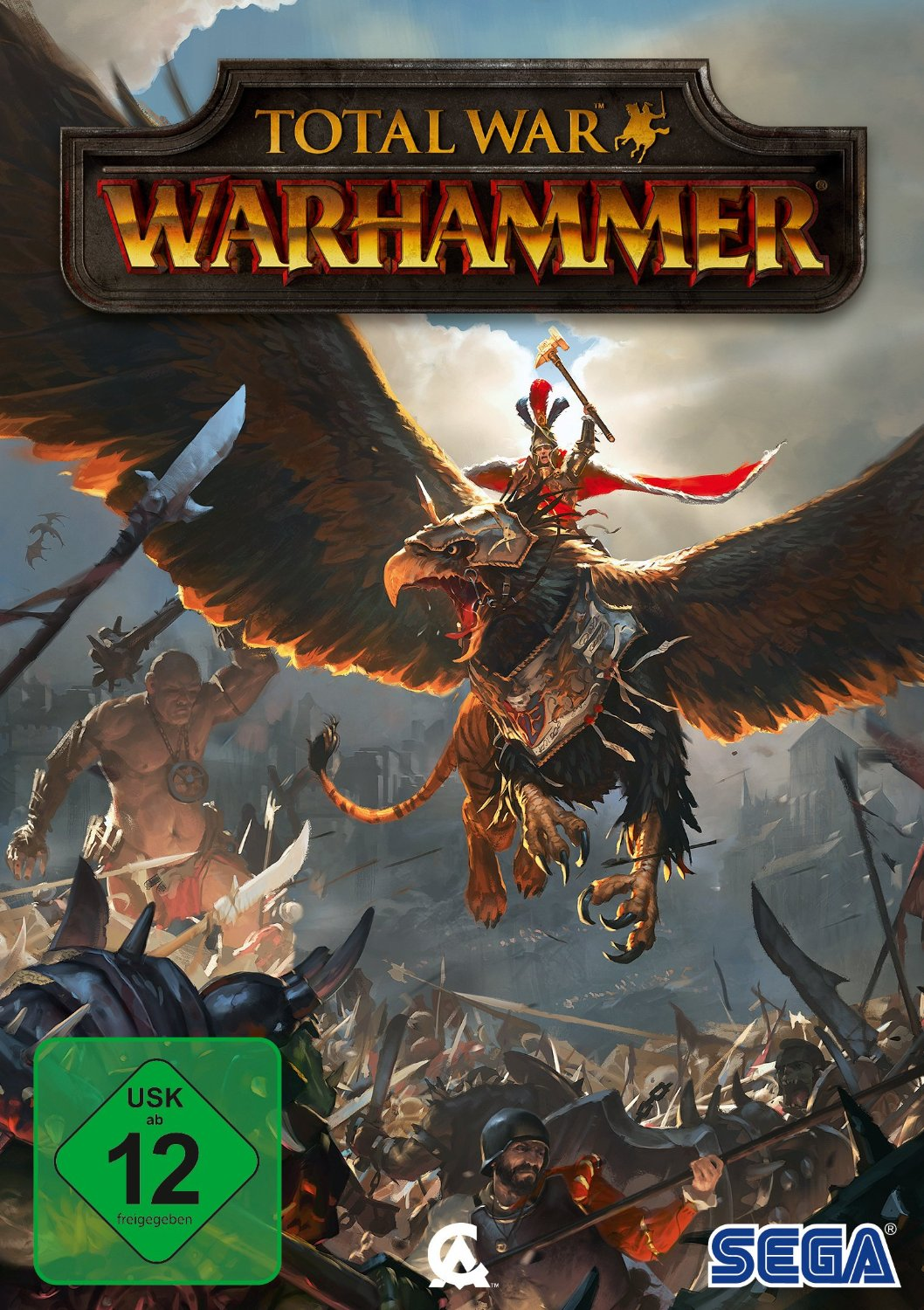 Total War: Warhammer [PC Code - Steam] (Pc Games Total War)
