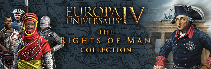 Europa Universalis IV: Right's of Man [PC/Mac Code - Steam]