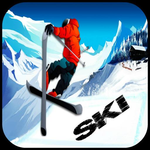 ski-over-snow