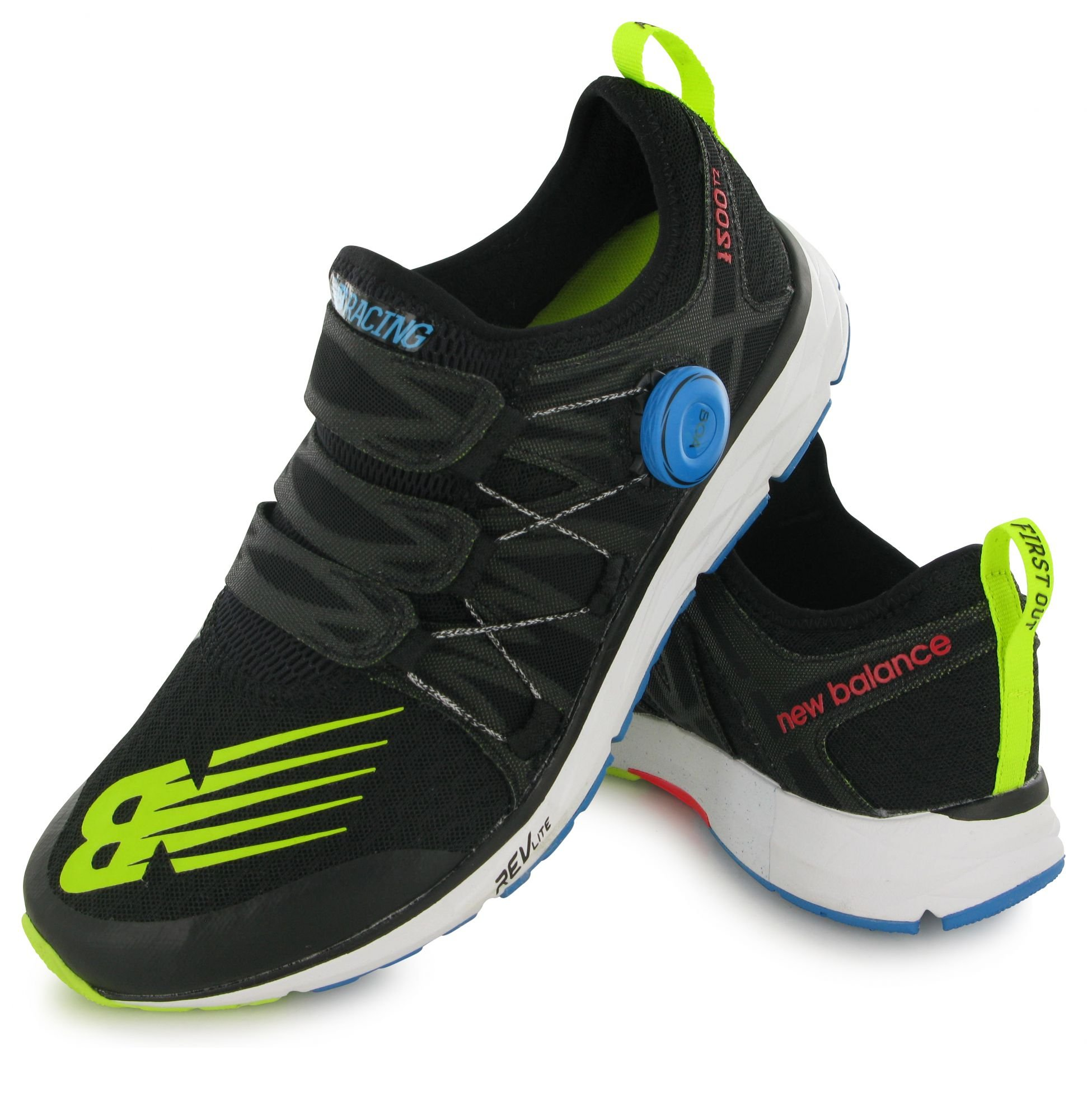 81%2BtmQWW0yL - New Balance Men's M1500v4 Boa Closure Running Shoes