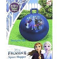Sambro New Kids Disney Frozen Space Hopper Hop Bounce Jump Ball Fun Giocattolo Attivo 3