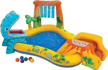 Intex Dinosaur Play Centre, Blue