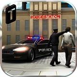 Crime Town Police Car Driver