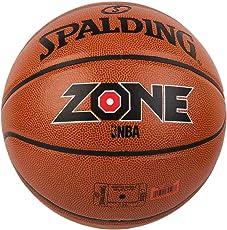 Spalding Zone Basketball, Size 7 (Brick)
