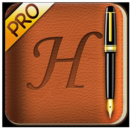Toma de notas Pro: cuadernos para tomar notas a mano