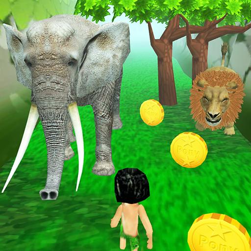 Mowgli Run: Jungle Temple 3D