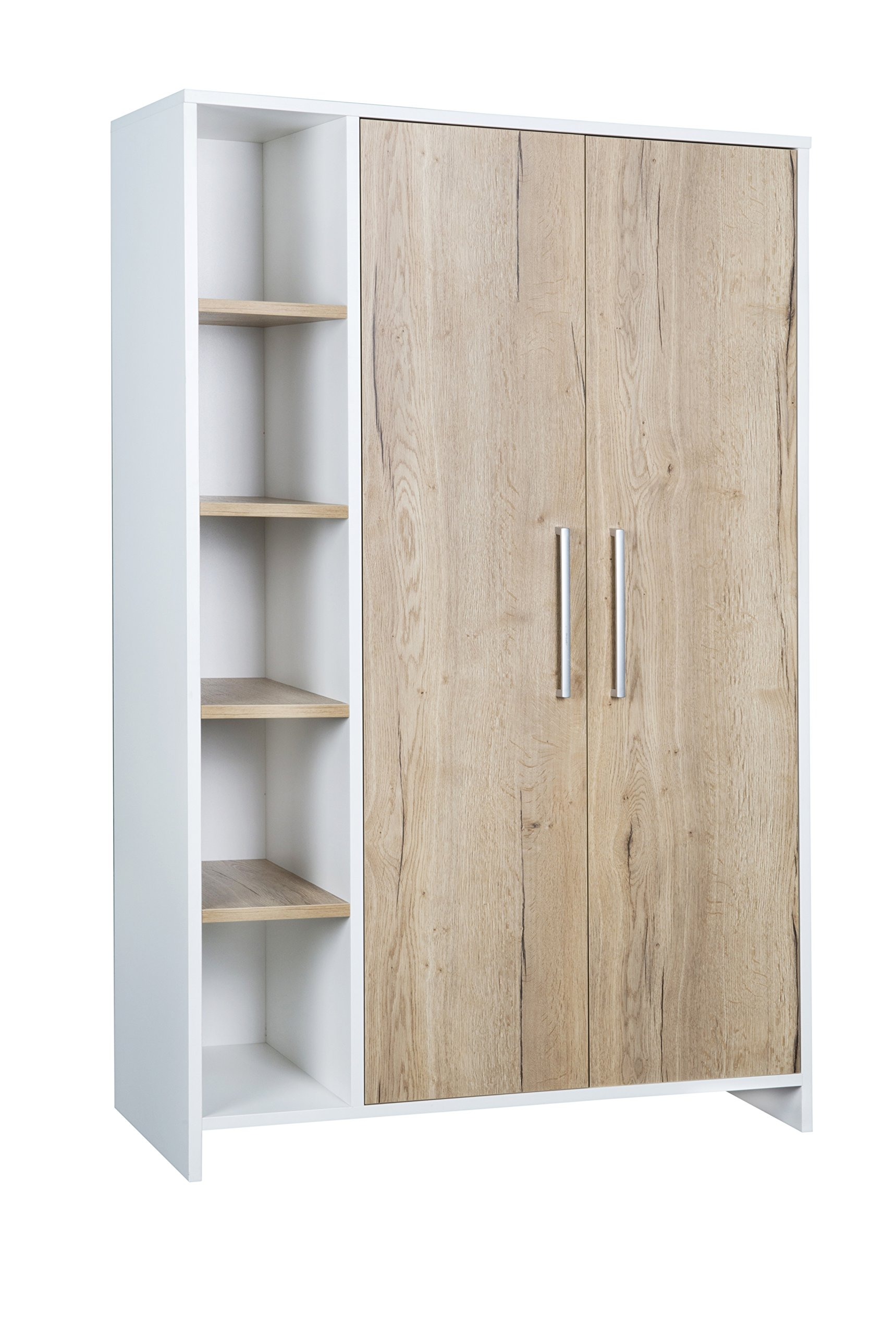 Schardt Eco Plus 065660900Cabinet with 2Doors and Side Shelf