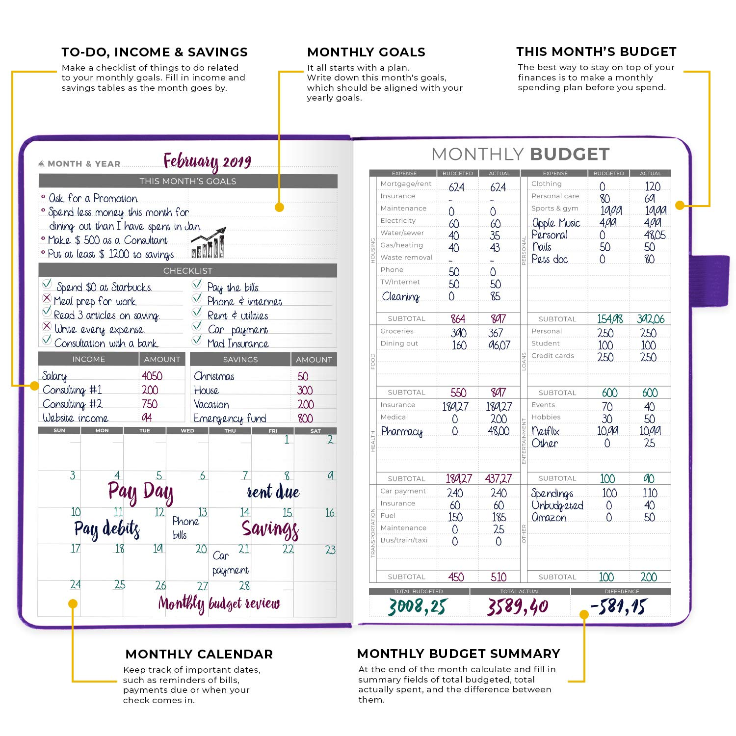 Clever-Fox-Budget-Planner-Expense-Tracker-Notebook-Monthly-Budgeting-Journal-Finance-Planner-Accounts-Book-to-Take-Control-of-Your-Money-Undated-Start-Anytime