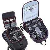 Smatree Sac à Dos pour DJI Mavic 2 Pro Fly More Combo, Mavic 2 Zoom Drone et Osmo Pocket, Rangement Caméra Osmo Action et Accessoires