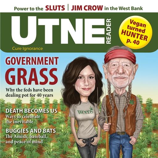 Utne Reader - The best of the alternative press -