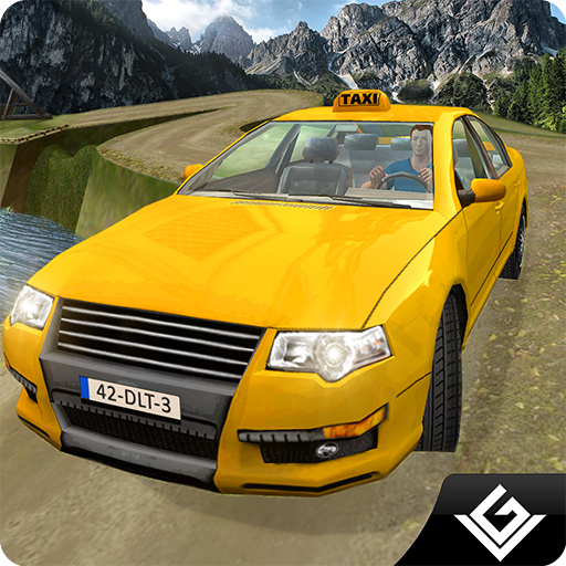 Uphill Taxi Driver 3D Adventure Simulator: Transport Tourist In Thrilling Offroad Mountain Simulation Game 2018