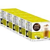 Nescafé Dolce Gusto Cappuccino, 5 Pakken, 5 x 16 Capsules (40 kopjes)