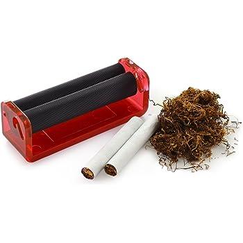 ZIGARETTENROLLER Zigarettendrehmaschine Zigarettendreher Wickler Tabak Dreher ti