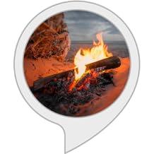 Entspannende Geräusche: Magisches Lagerfeuer
