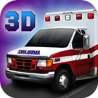 Ambulance Driver: Simulator 3D