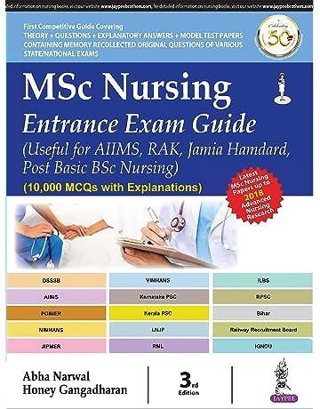 Nursing Exam Books Online in India : Buy Books for Nursing Exam