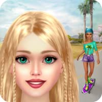 Skater Girl Makeover - Spa, Makeup and Dress Up Salon Game
