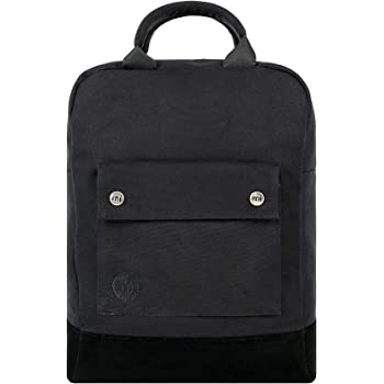 e06e8e4f9278 Mi-Pac Canvas - Black  Amazon.co.uk  Luggage
