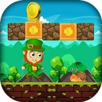 Dschungel-Abenteuer-Lauf: Ein klassisches Plattform-Spiel