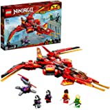 LEGO NINJAGO Kai Fighter 71704 building set with fighter jet and 4 minifigures