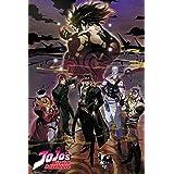 GB eye Jojo's Bizarre Adventure Group Maxi Poster