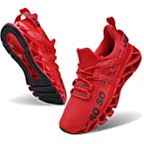 Women Sneakers Fashion Casual Monochrome Running Sports Slip Shock Absorption Breathable Walking Shoes