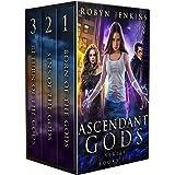 Ascendant Gods Series Omnibus (Books 1-3) (English Edition)