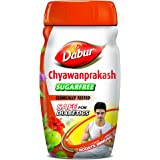 Dabur Chyawanprakash Sugarfree : Clincally Tested Safe for Diabetics |Boosts Immunity |helps Build Strength and Stamina - 900