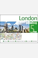 London PopOut Map (PopOut Maps) Map
