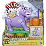 Play-Doh Animal Crew Naybelle Show Pony Farm Animal Playset with 3 Non-Toxic Colors